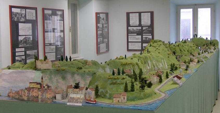 Parenzana Museum at Izola