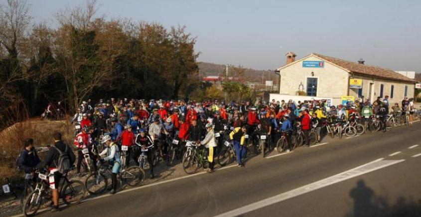 Cycling Race 26.11.2011.