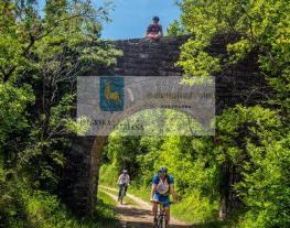 ROUTE – Grožnjan – Biloslavi – Kostanjica – Završje – Antonci – Oprtalj – Livade (via Parenzana)
